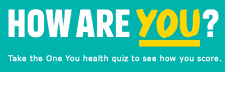 Take the One You health quiz to see how you score